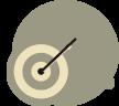 Icon Zielscheibe